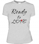 «Ready to love»