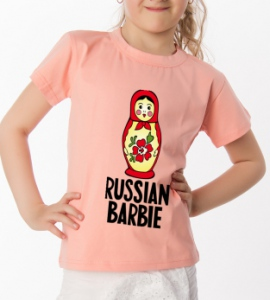 «Russian Barbie»