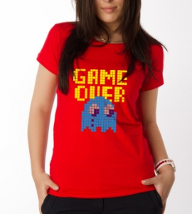 «Game ower»