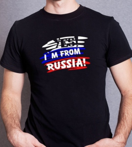 «I`m from Russia»