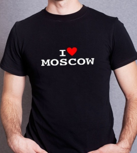 «I love Moscow»