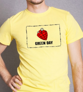 «Green Day 4»