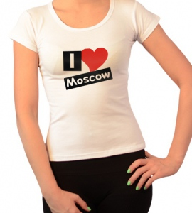 «I love moscow (2)»