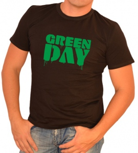 «Green day 6»